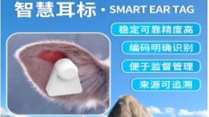 智慧养殖测温耳标