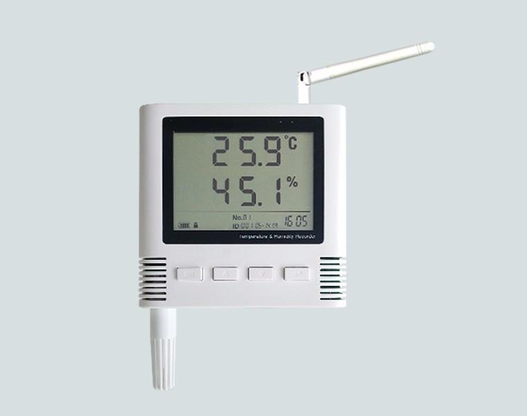 WIFI大屏温湿度传感器