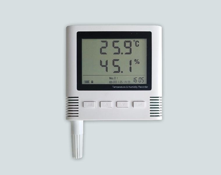 以太网大屏温湿度传感器